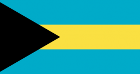 The Bahamas Flag
