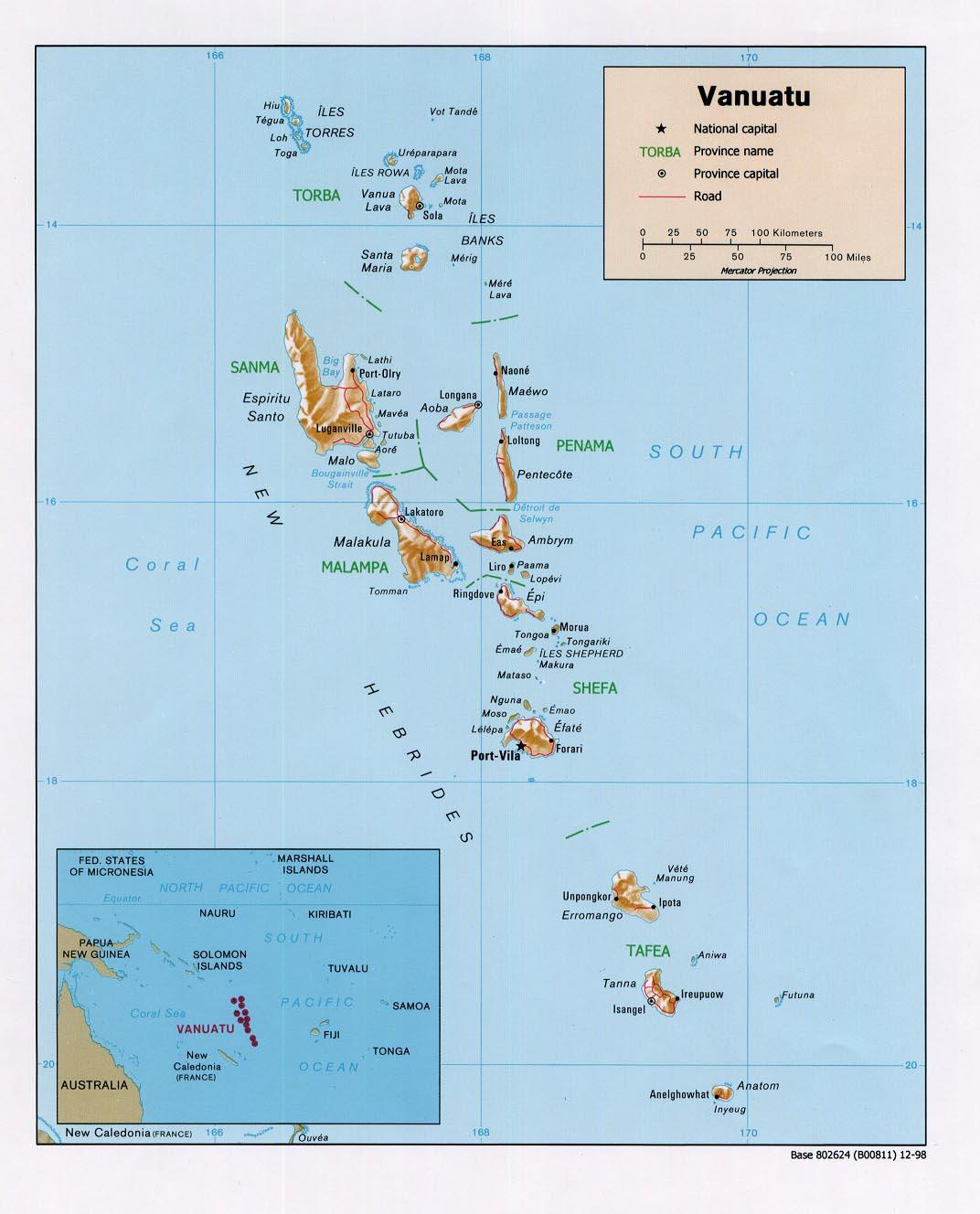 World Day of Prayer 2021 - Vanuatu