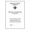WDP Certificate of Appreciation